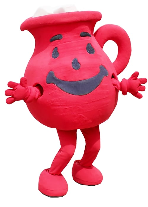 The Official Kool Aid Mascot 855 325 0921 Loonie Times