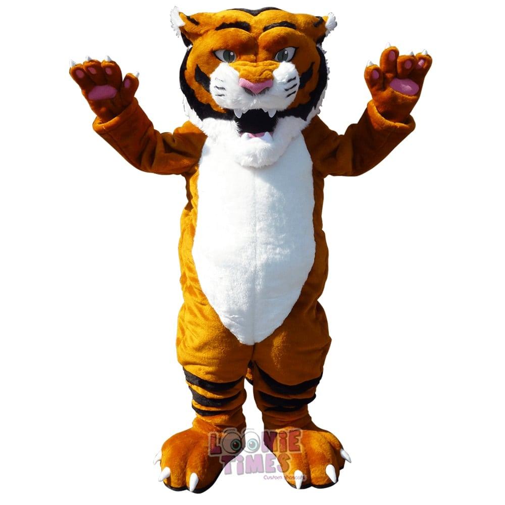 6aa5c12a6 Custom Cat Mascot Costumes   Lion, Tiger, Cheetah Mascots etc ...