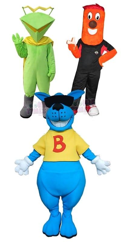 Mascot cooling products - Custom mascot   855 325 0921