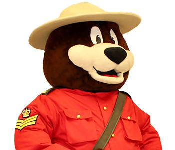 custom mascot costume | corporate mascot costume | custom non-profit mascot costume