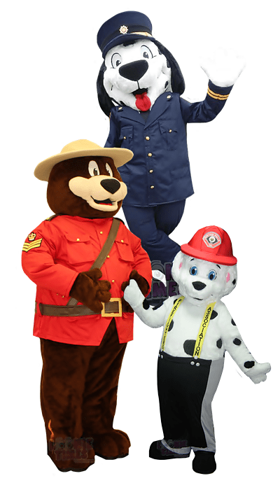 custom non profit mascot costumes