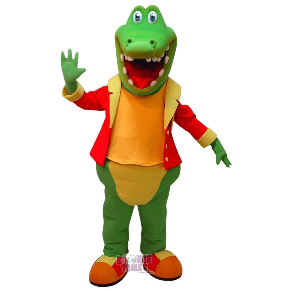 Reptiles Custom Mascots Mascot Costumes Characters Loonie Times
